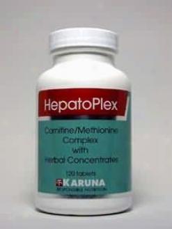 Karuna Corpo5ation's Hepatoplex 120 Tabs