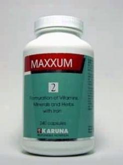 Karuna Corporation's Maxxum 2 240 Caps