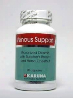 Karuna Corporation's Venous Support 90 Caps