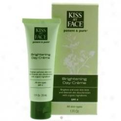 Kisss My Face's Brightening Day 4 Spf 1oz