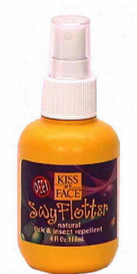 Kiss My Face's Flotter Insect Repellnt 4oz