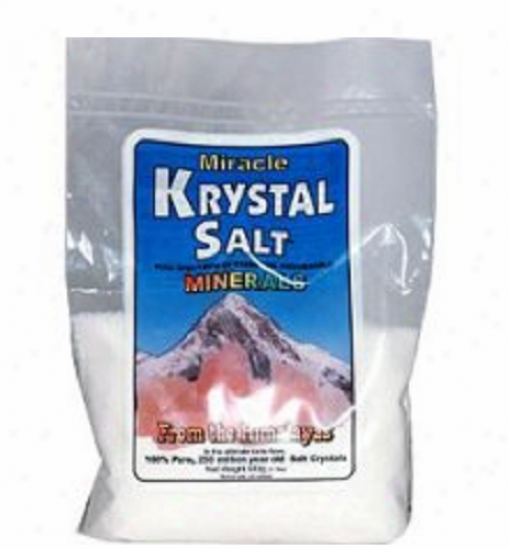 Klamath's Blue Green Algae Miracle Krystal Salt 1.1lb