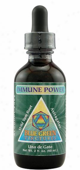 Klamath's Immune Poewr A/f Liquid 2oz