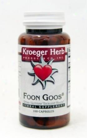 Kroeger Hetb's Foon Goos 100caps