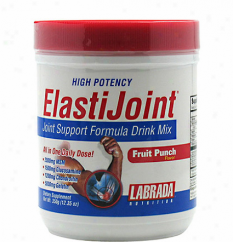 Labrada's Elasti-joint Produce  Punch Flavor Powder 350gm