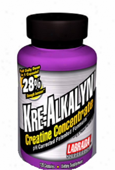 Labrada's Kre-alkalyn Ph Corrected Creatine 120caps