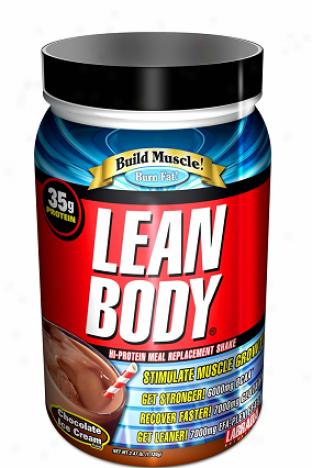 Labrada's Lean Body Hi-protein In A Pitcher Mrp Shake Choc Coat  Cream 2.47lb