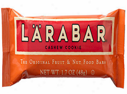 Larabar's Casjew Cookie 16x1.6oz Bars