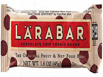 Larabar's Chocolate Chip Cookie Dough 16x1.6oz Bars