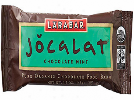 Larabar's Jocalat Chocolate Mint 16x1.7oz Bars