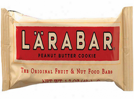 Larabar's Peanut Butter Cookie 16x1.6oz Bars