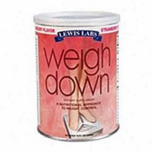 Lewis Labs Weigh Down Strawberry 16oz