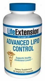 Life Extension's Advanced Lipid Hinder 60vcaps