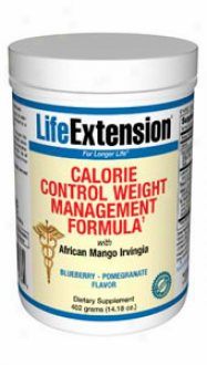 Life Extension's Calorie Control Weight Management Formula Pwdr 14.18oz