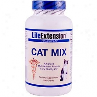 Life Extension's Cat Mix 100gm
