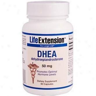 Life Extension's Dhea 50mg 60caps