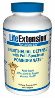 Conduct Extension's Endothelial Defense Full Spec Pomegranate 60sg