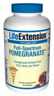 Vitality Extension's Full-spectrum Pomegranate 30sg