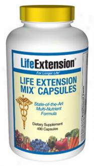 Life Extension's Mix Formula 490caps