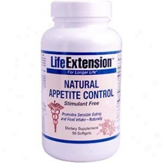 Life Extension's Natural Appetite Control 90sg