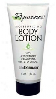 Life Extension's Rejuvenex Moisturizing Body Lotion 6oz