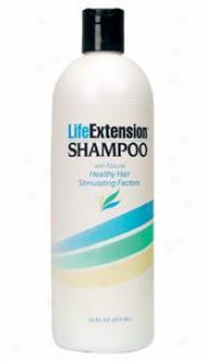 Life Extension's Shampoo 16 Fl Oz