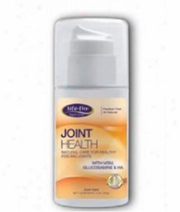 Life Flo's Joint Health Cream 3oz