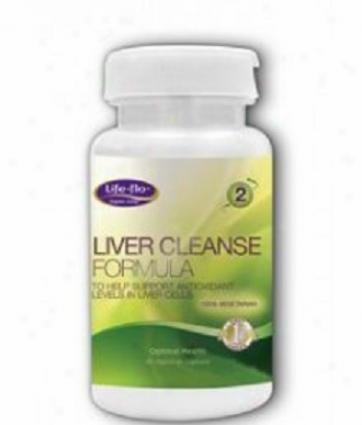 Life Flo's Liver Cleanse Formula 40vcaps