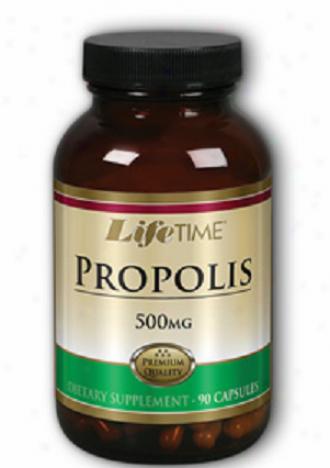 Lifetime's Bee Propolis 500mg 90caps