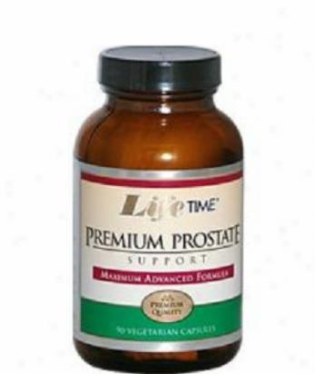 Lifetime's Premium Prostate Support 90vcaps