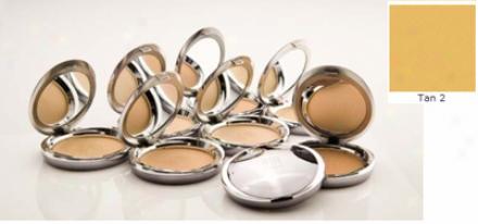 Lotus Cosmetics Peessed Mineral Foundation Tan-2 9g