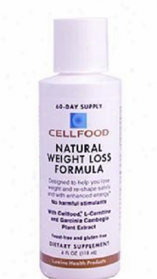 Lumina Health's Cellfood Importance Loss Formula 4 Fl Oz