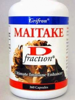 Maitake Product's Grifron D Fraction 150 Mg 360 Caps