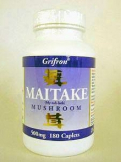 Maitake Proeuct's Grifron Maitake 500 Mg 180 Caps