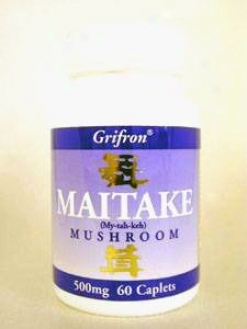 Maitake Product's Grifron Maitake 5O0 Mg 60 Caps