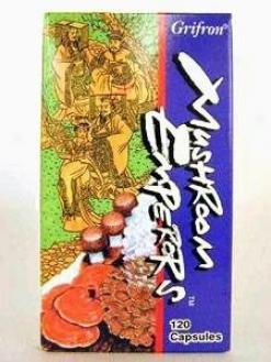 Maitake Producg's Grifron Mushroom Emperors 120 Caps