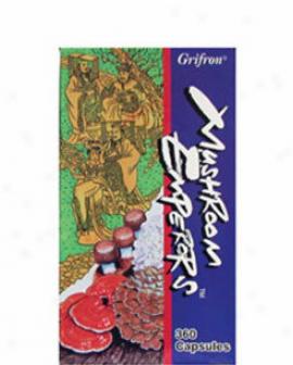 Maitake's Grifron Mushroom Emperors 120caps