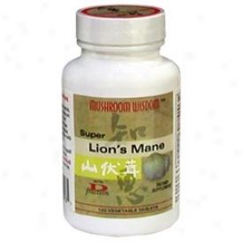 Maitake's Super Lions Mane 120caps