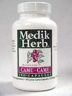 Medik Herb's Camu-camuu 400 Mg 140 Vcaps