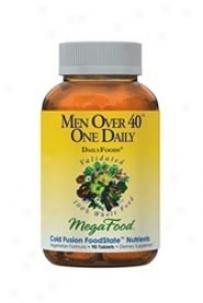 Megafood Men Over 40 One Diurnal 30tabs