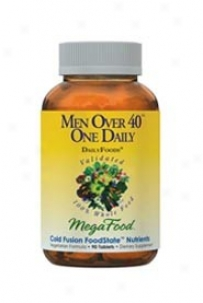 Meagfood Men Over 40 One Daily 90tabs