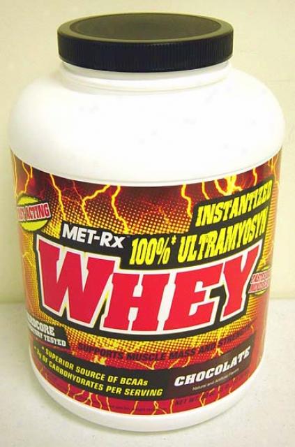 Met-rx Ultrmyosyn Whey Protein Chocolate 2lb