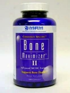 Metaboolic Maintenance Bone Maximizer Ii 180 Caps