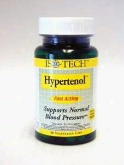 Metabolic Maintenance Hypertenol 200 Mg 30 Vcaps