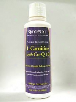 Metabolic Maintenance L -carnitine Liquid With Coq10