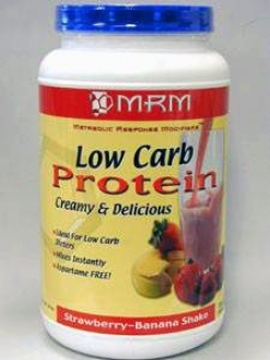 Metabolic Maintenance Moo Carb Protein - Strawberry/banana 1.8 Lbs