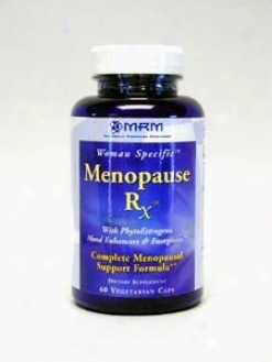 Metabloic Maintenance Menopause Rx 60 Caps