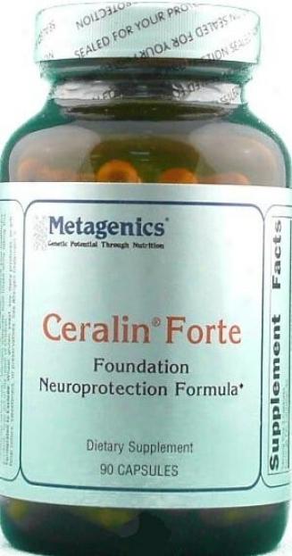 Metagenics Ceralin Forte 90 Gels