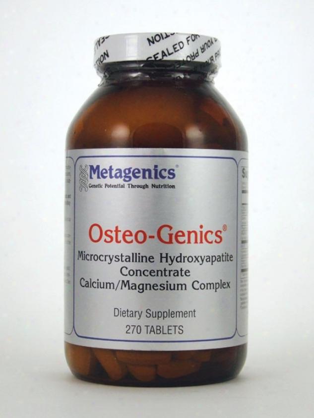 Metavenics Osteo Genics 270 Tabs