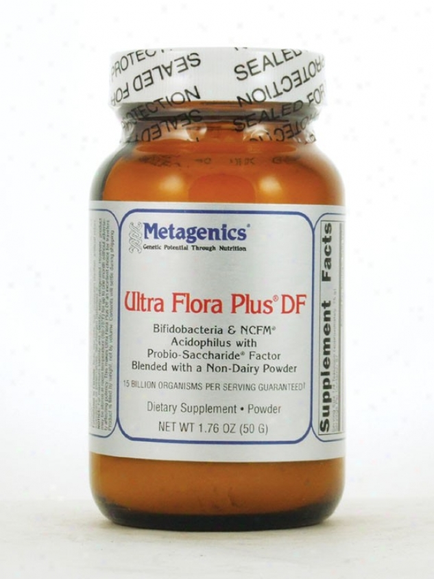 Metagenics Ultra Flora Plus Df 50 Gms